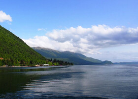 Самостоятельно в Македонию — Охрид