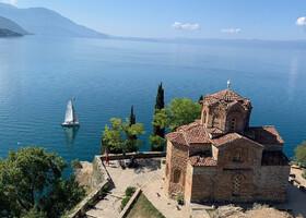 По православным храмам Охрида