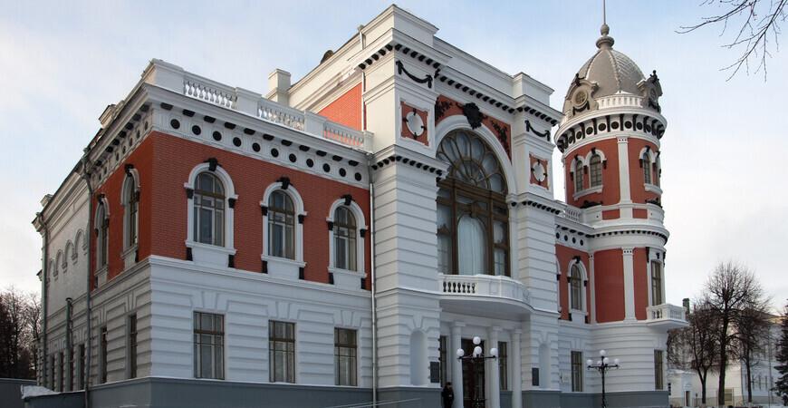 Краеведческий музей Ульяновска