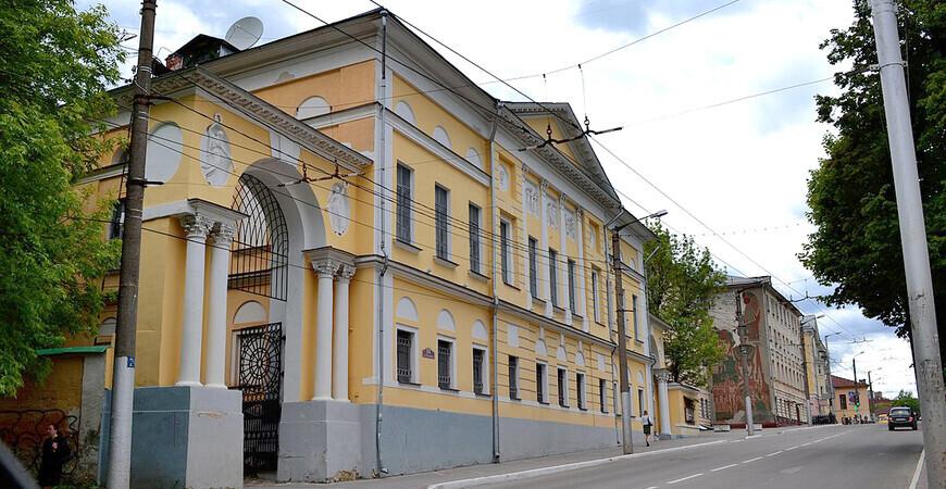 Краеведческий музей в Калуге