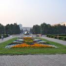 Площадь Революции в Челябинске