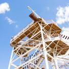 Веревочный парк «Высоцкий» в Иркутске