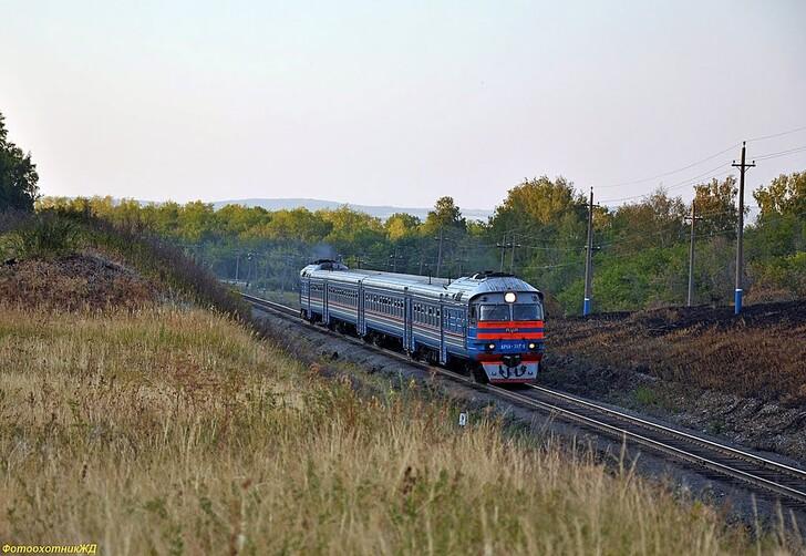 Поезд Уфа — Оренбург