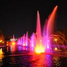 Поющие фонтаны Хабаровска