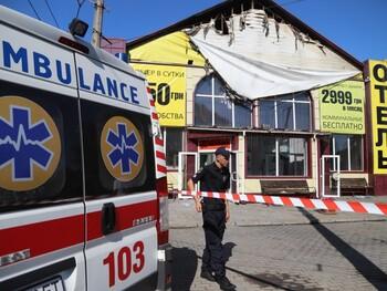 Туристка из Австралии погибла при пожаре в отеле Одессы