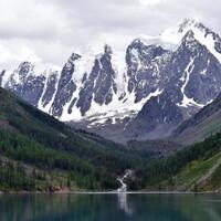 Конная прогулка дилетанта к Шавлинским и Каракабакским озерам