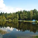 Черное озеро в Зеленограде