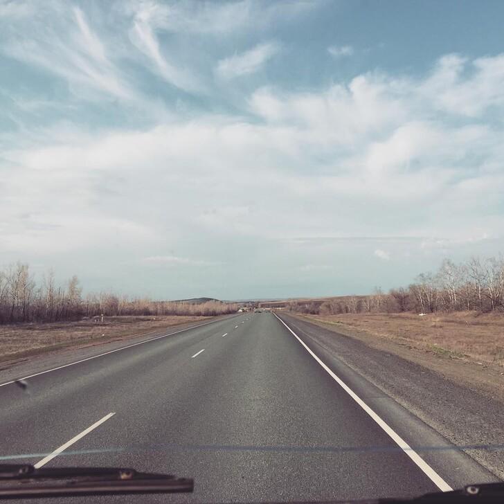 Как добраться из Уфы до Оренбурга