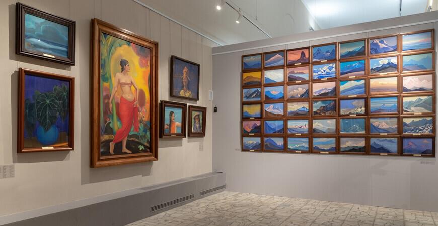 Музей Рерихов в Москве