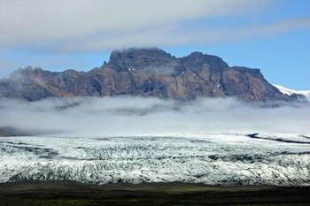В Исландии похоронили 700-летний растаявший ледник