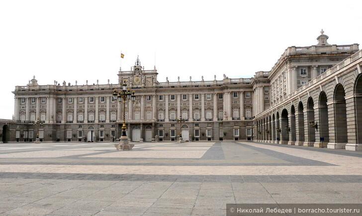Совет – Мадрид, Достопримечательности