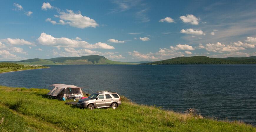 Озеро Парное (Большое)