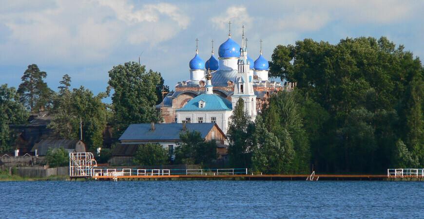Озеро Святое в Ивановской области
