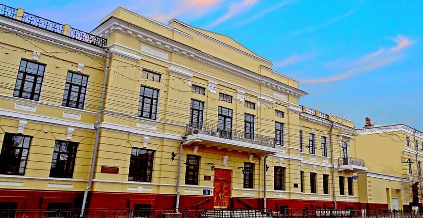 Краеведческий музей Волгограда