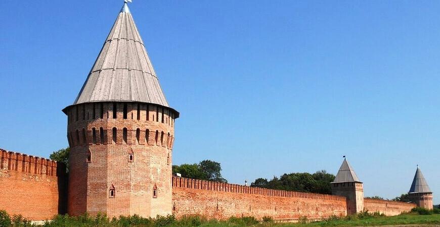 Смоленская крепость (Смоленский кремль)