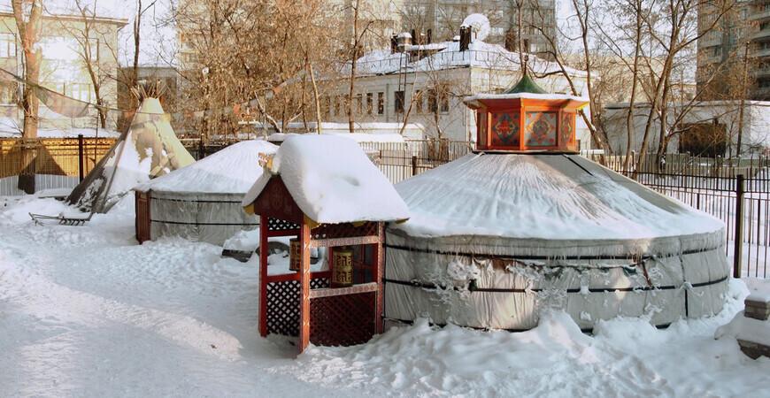 Музей кочевой культуры в Москве