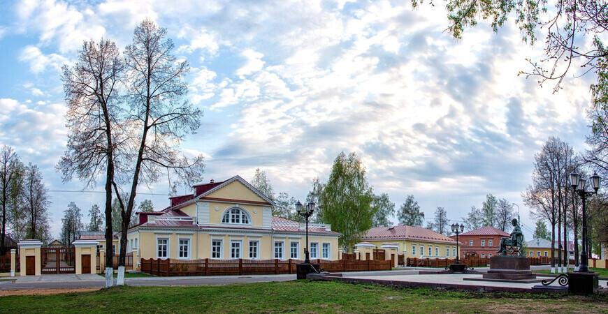Музей Чайковского в Воткинске (Музей-усадьба Чайковского)