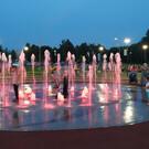 Светомузыкальные фонтаны в Егорьевске