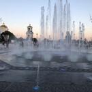 Поющие фонтаны в Воронеже