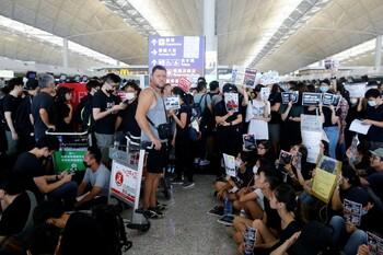 Аэрофлот просит пассажиров прибывать в аэропорт Гонконга заранее