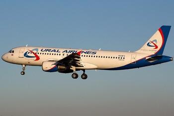 В Сочи самолёт Уральских авиалиний приземлился с разрушенным колесом