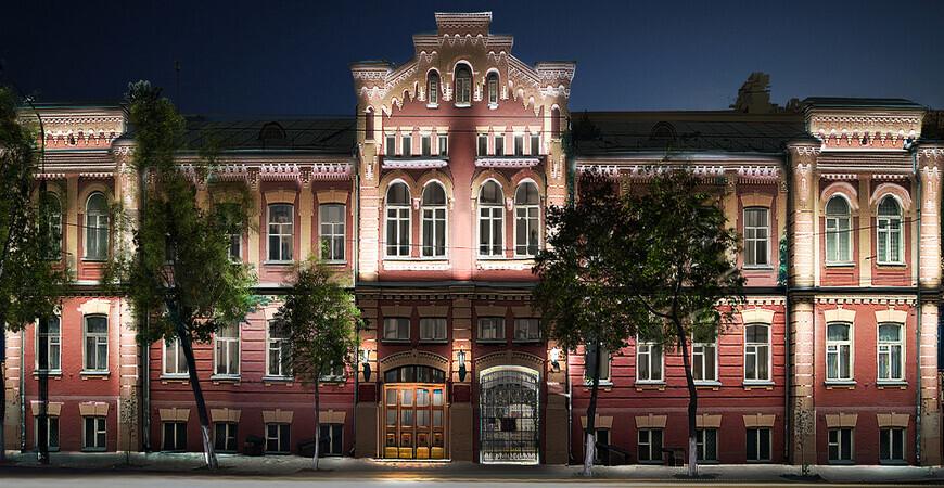 Краеведческий музей Воронежа
