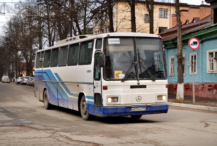 Автобус Москва — Иваново