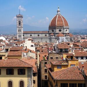 Мозаика Флоренции