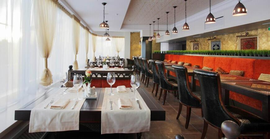 Ресторан «Суфра» в Екатеринбурге
