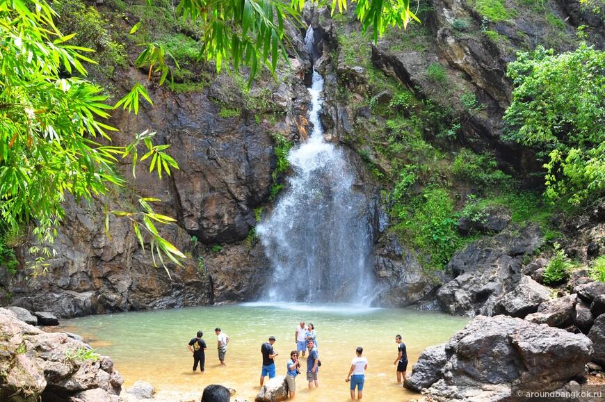5 самых правильных водопадов Таиланда