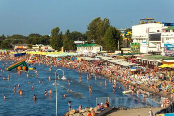 Курорты Краснодарского края вошли в ТОП-10 самых популярных в 2019 году