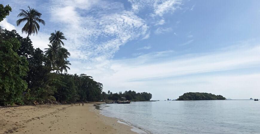 Пляж Туб Каек (Tubkaek Beach)