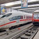 Железнодорожный вокзал Мюнхена
