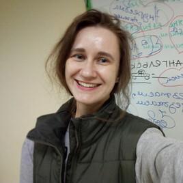 Турист Анна Кудряшова (ni-oca)