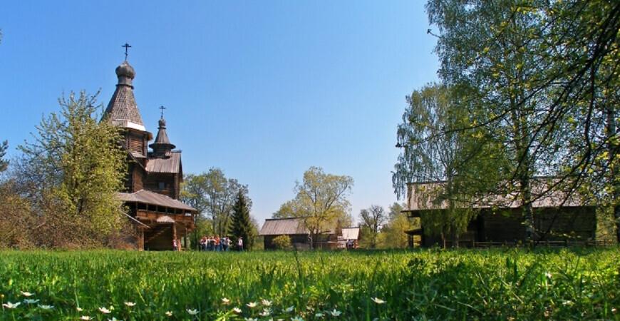 Этнографический парк Витославлицы