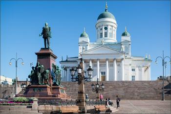 Новые правила подачи документов на визу в Финляндию