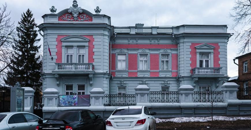 Музей современного изобразительного искусства имени Пластова в Ульяновске