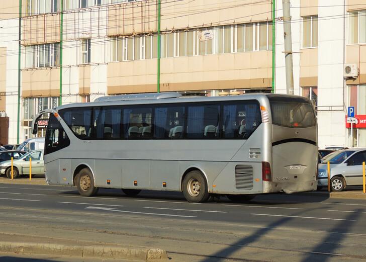 Автобус Москва — Астрахань