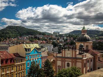 В первой половине года Чехию посетили почти 280 000 туристов из РФ