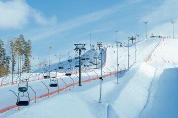 Подъемники на горнолыжном курорте «Силичи»
