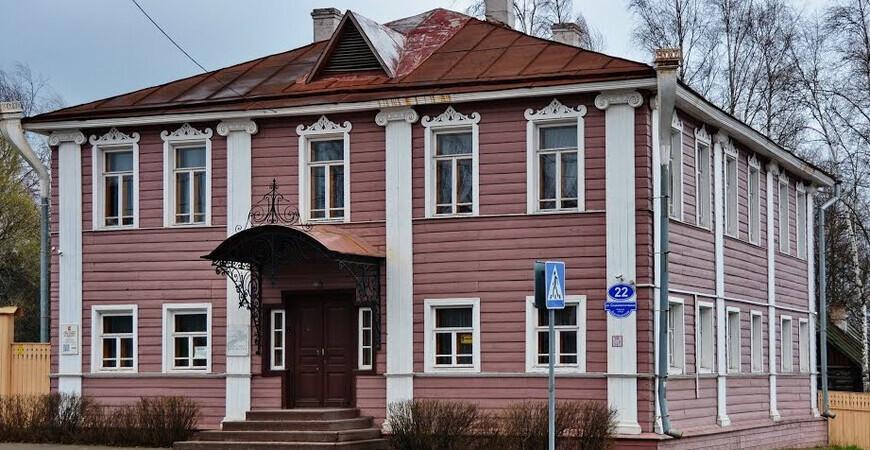 Дом-музей Верещагиных в Череповце