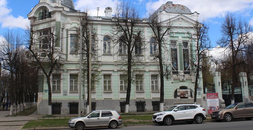Музей ситца в Иванове