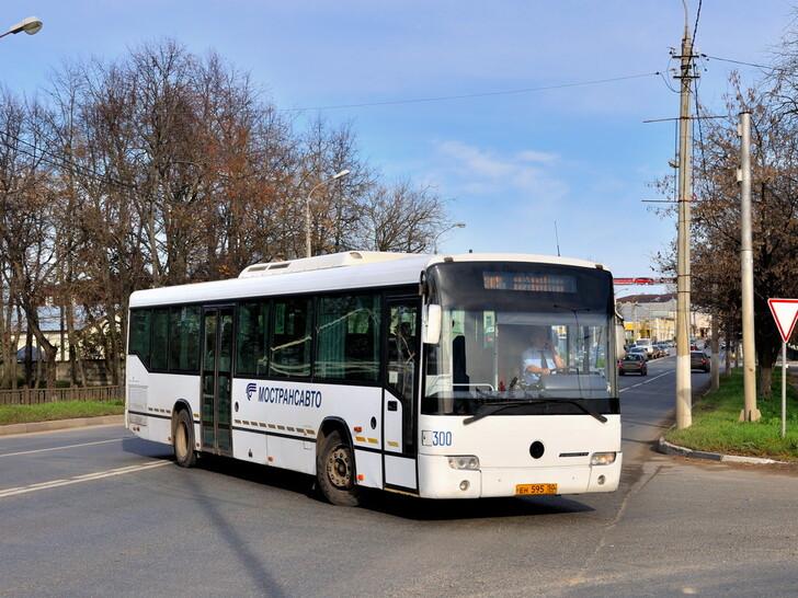 Автобус Москва — Чехов