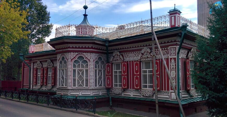 Дом купца Зайцева