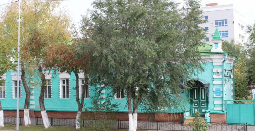 Дом купца Сорокина