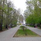 Парк культуры и отдыха «Березовая роща» в Новосибирске