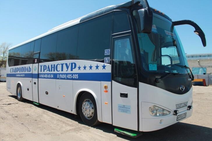 Автобус Москва — Ставрополь