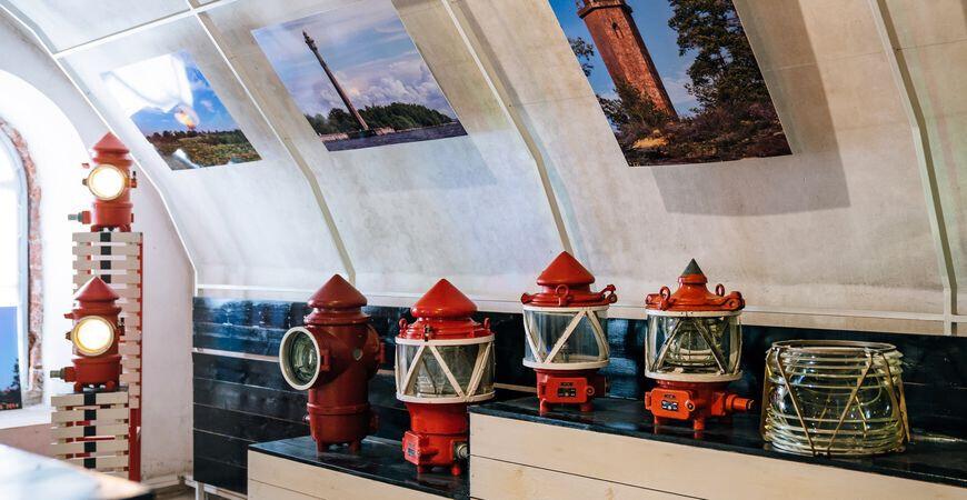 Музей маячной службы (Музей маяков в Кронштадте)