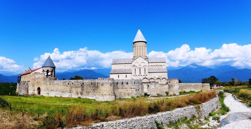 Монастырский комплекс Алаверди