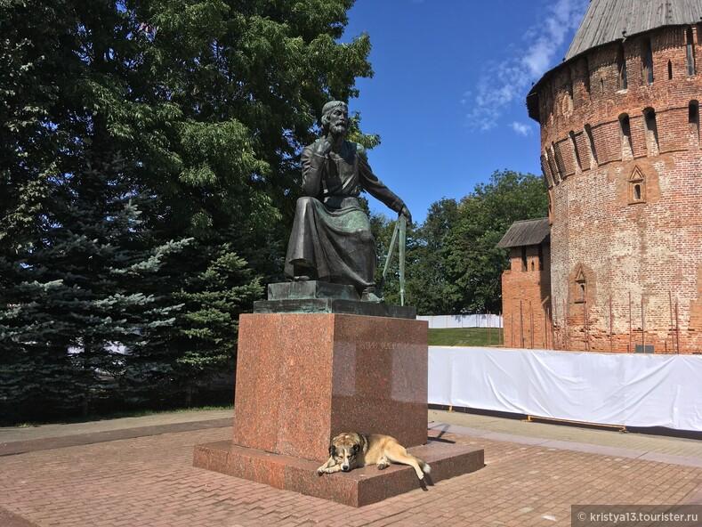 Город воинской славы - Смоленск